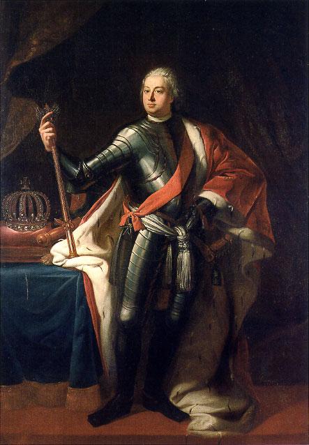 """Friedrich Wilhelm I 1713"""" von Samuel Theodor Gericke. Lizenziert unter Gemeinfrei über Wikimedia Commons"""